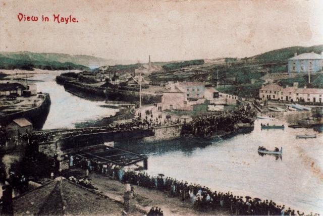 View in Hayle